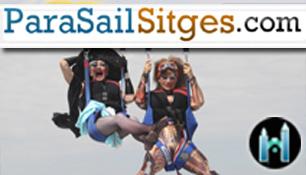 Parasail Sitges